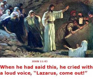 lazarus John 11